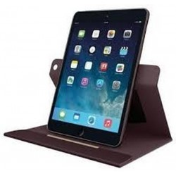Cover Logitech Turnaround Custodia per iPad Mini e Retina, Rosso