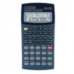 Calcolatrice Citizen Scientifica SR270N