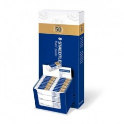 Gomme Staedtler 526 50CA4A Display 80 pz.