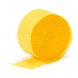 Carta crespa 40 gr. giallo sole 294 10 pz.