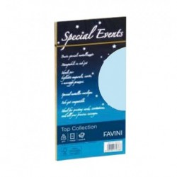 Buste Special Event 11x23 Azzurro 10 Pz.