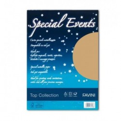 Carta Special Event Gold A4 120 gr. 20 ff