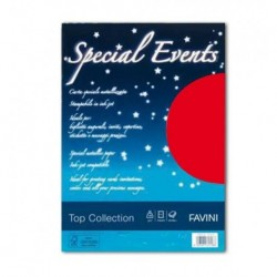 Buste Special Event 11x23 Rosso 10 Pz.