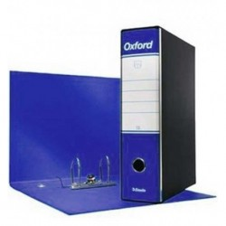 Registratori Oxford G83 d.so 8 Comm. Blu