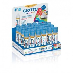 Colla Giotto Collage Stick gr.40 24 pz.
