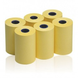 Memoroll Tape 3201 Giallo Canary 6 pz.