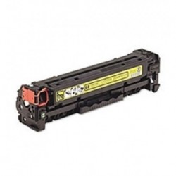 Toner HP CC532A Giallo Compatibile