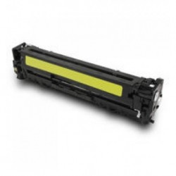 Toner HP CE322A Giallo Compatibile