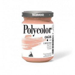 Maimeri Polycolor Vasetto 140 ml. Carnicino