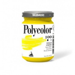Maimeri Polycolor Vasetto 140 ml. Giallo Limone