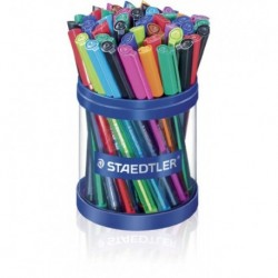 Penne SF Staedtler Noris 432 Assortite 50 pz.